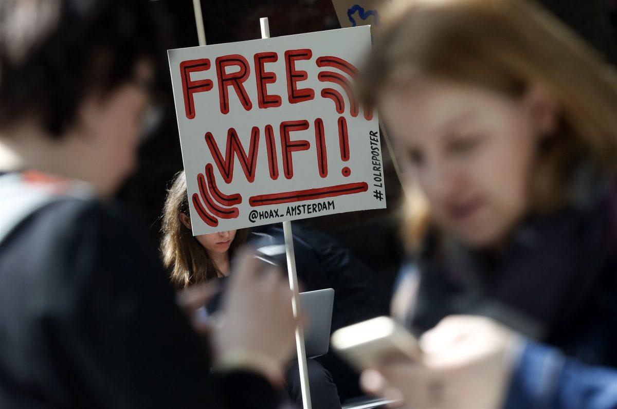 gratis doen in arnhem wifi