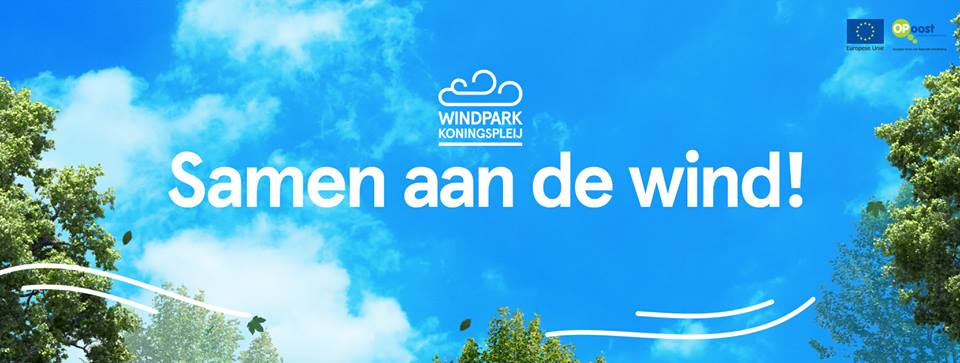 windmolen windmolens windpark Koningspleij