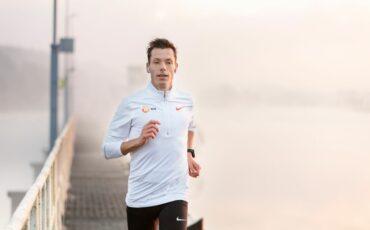bram hardloper nn running day