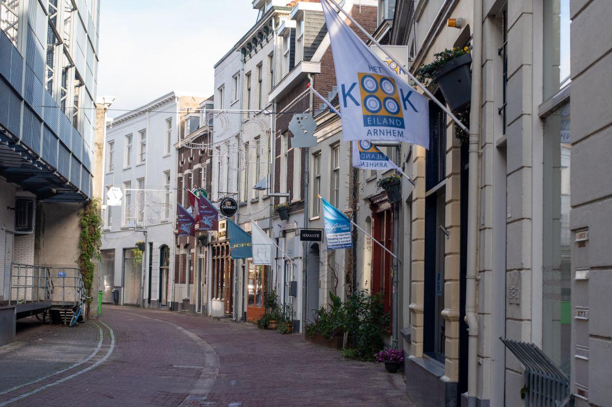 Lockdown Arnhem