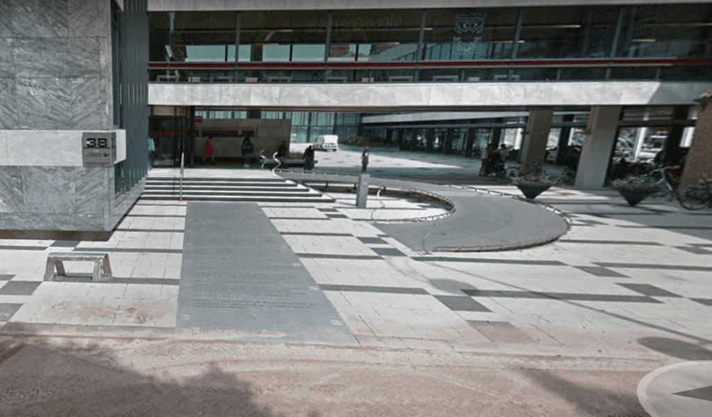 Gedicht gemeentehuis koningstraat