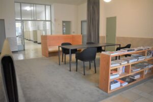 de kleine Campus
