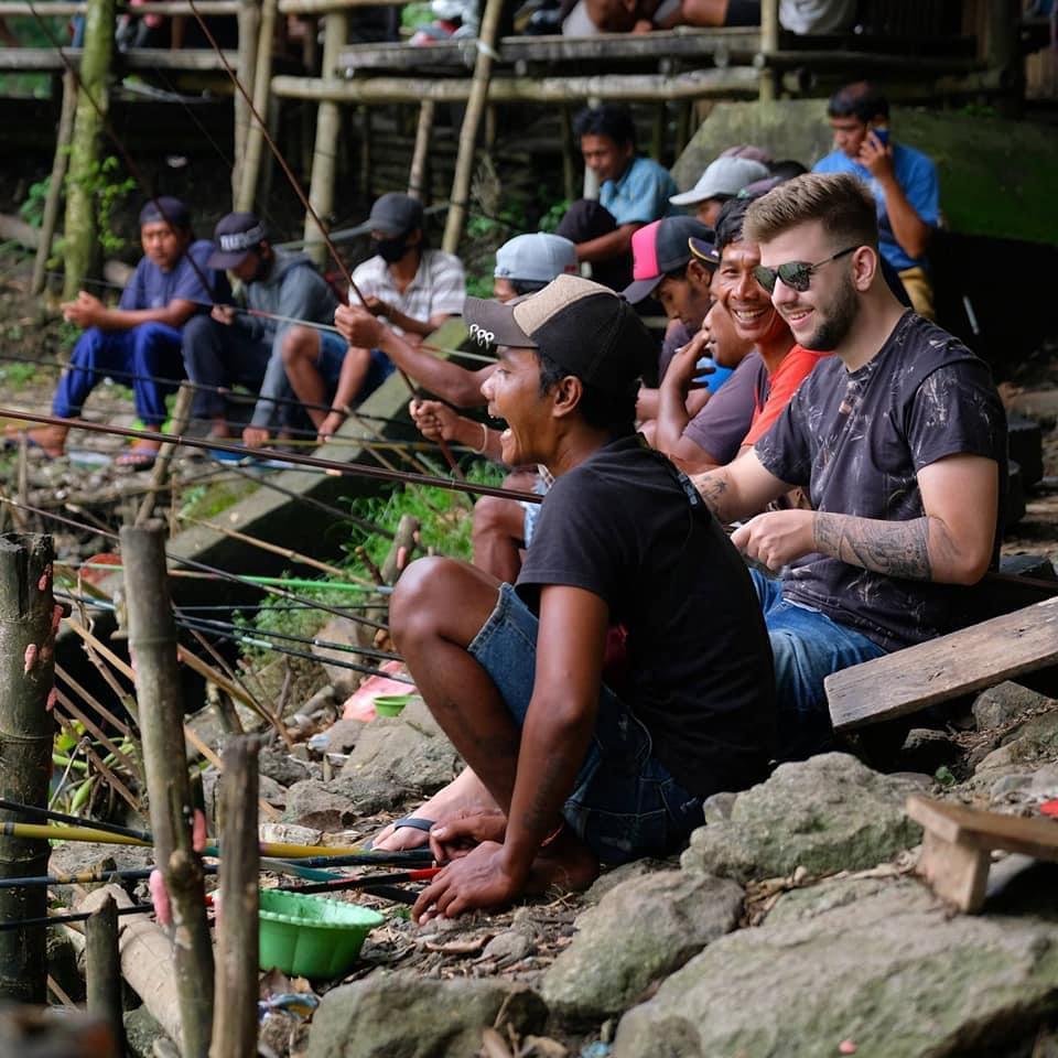 Joey in Indonesie