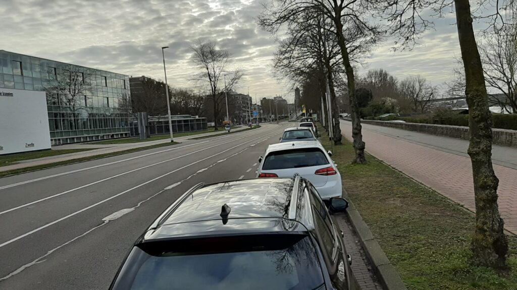 Gratis parkeren Arnhem