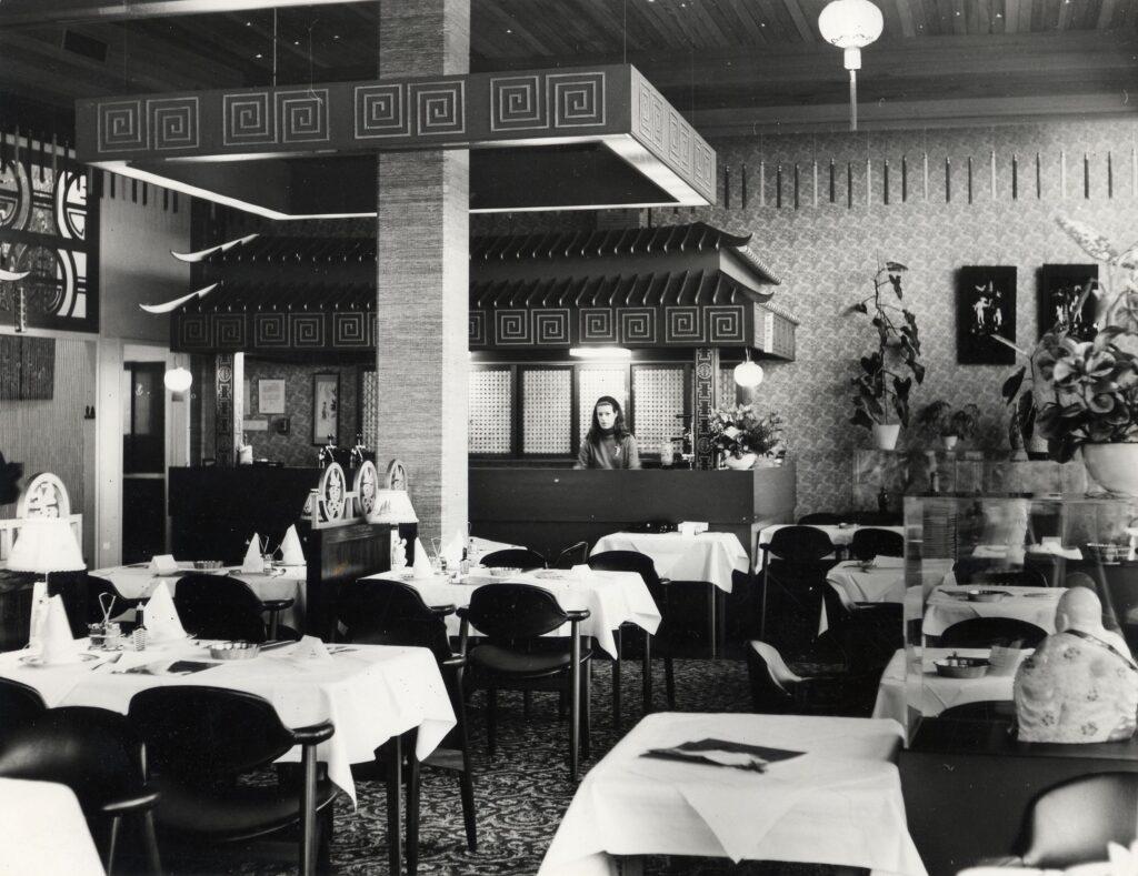 restaurant oud mandarin
