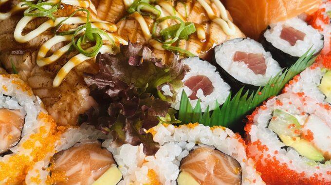 Monster Sushi bestellen