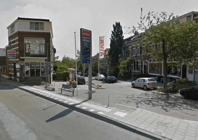 Avia Xpress aan de Graaf Lodewijkstraat