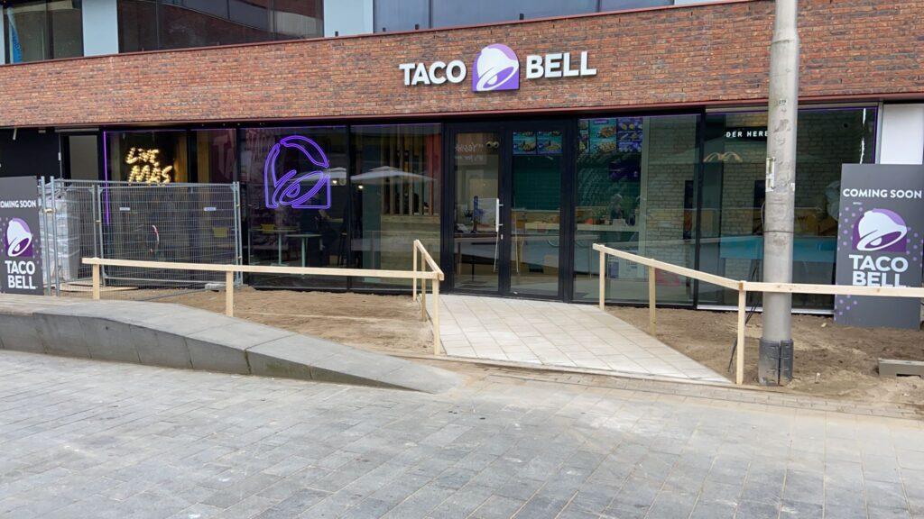 Taco Bell in Arnhem