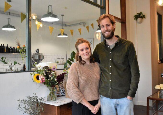 Rianne en Niels van Botma & Van Bennekom