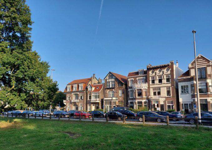 Huizen aan Sonsbeekpark