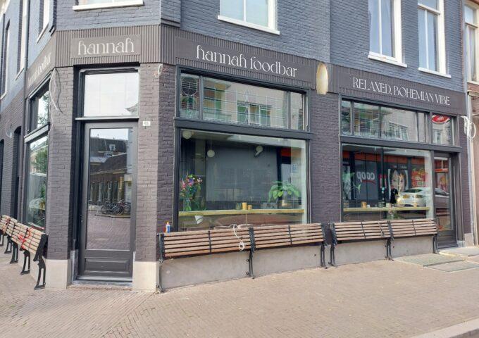Hannah Foodbar in Arnhem
