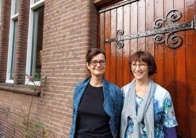 Ankie en Judith inloophuis Arnhem
