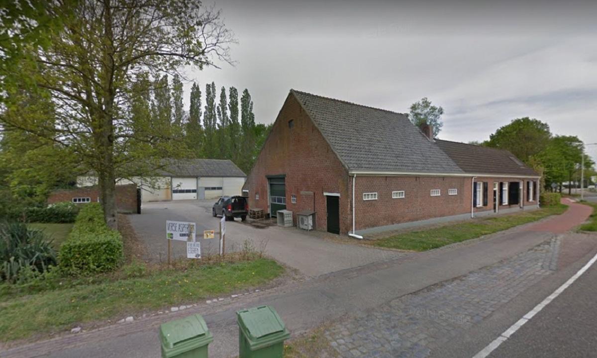 boerderijwinkels asperges Bergen op Zoom Aspergekwekerij C van Tiggelen
