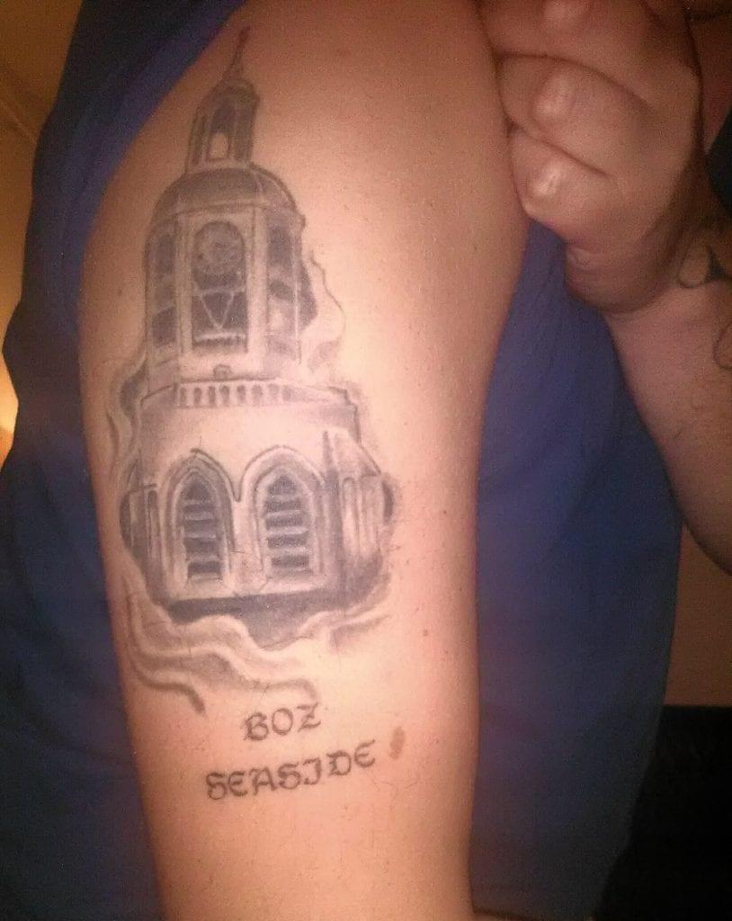 tattoo leroy jacobs bergen op zoom