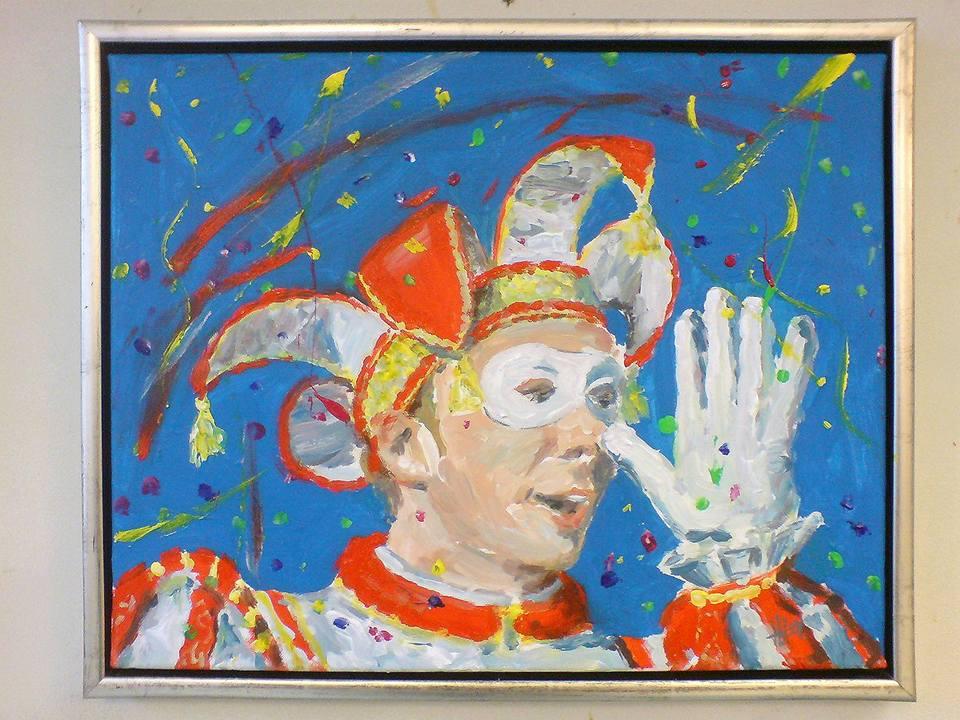 prins kunstveiling