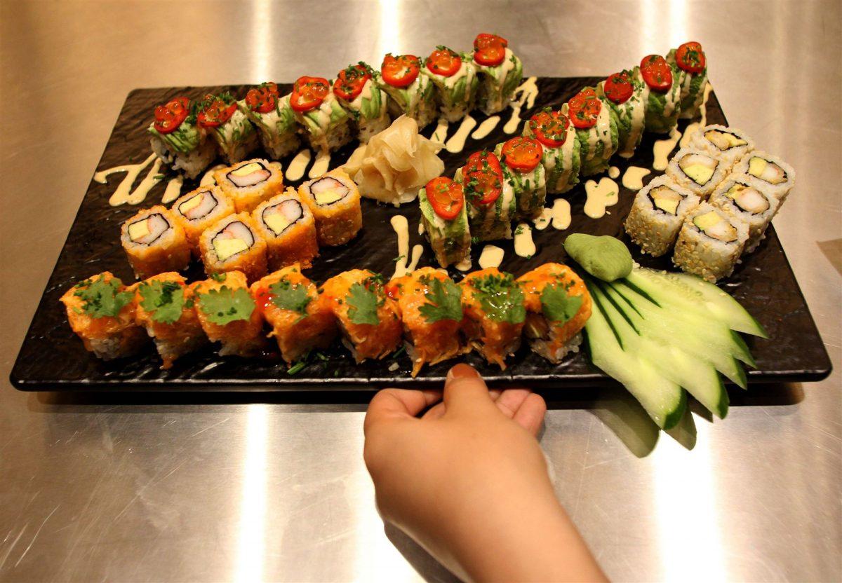 sushi bergen op zoom
