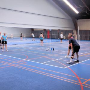 badminton karmel