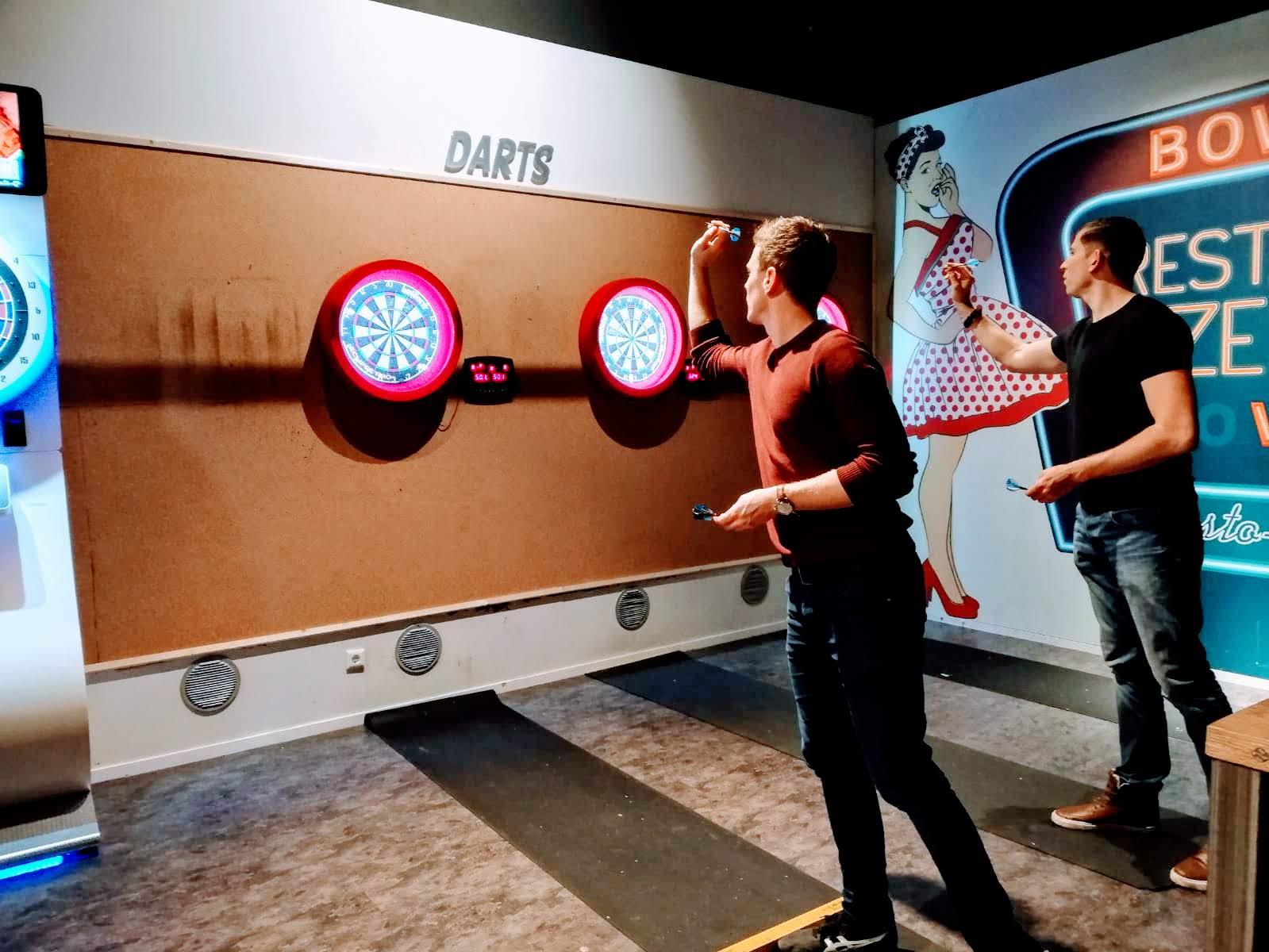 darten bowlingbaan