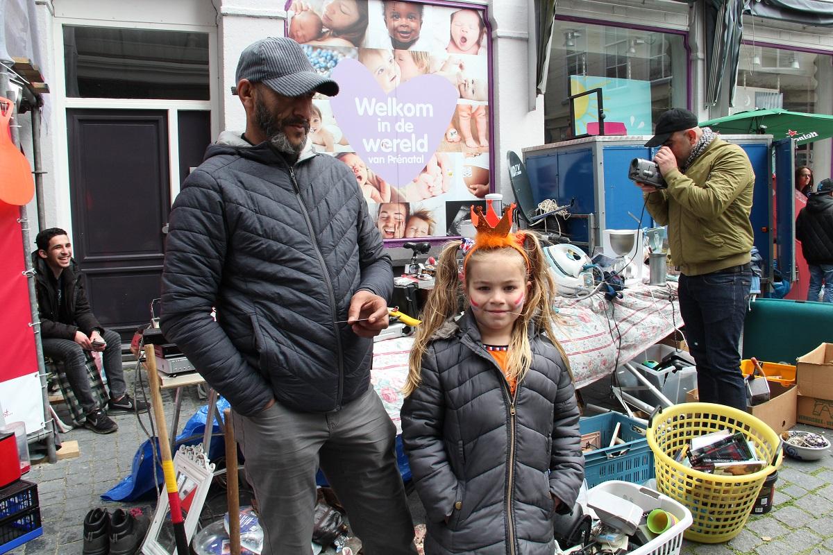 Koningsdag 2019 - vrijmarkt