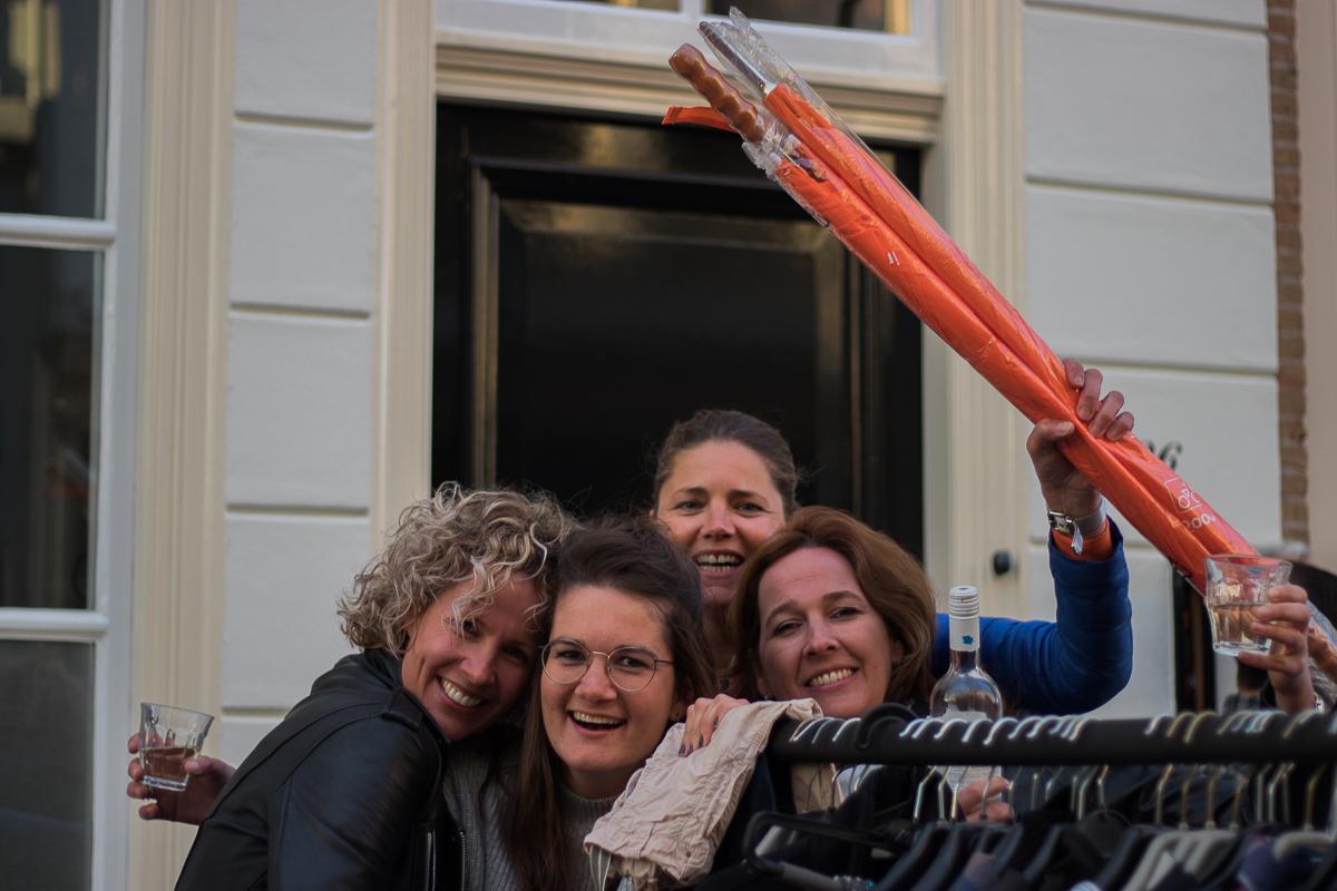 Koningsnacht/Koningsdag 2019 - foto: Micky Lint