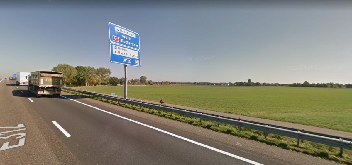 werkzaamheden a58 google maps nieuwe locatie bravis ziekenhuis roosendaal