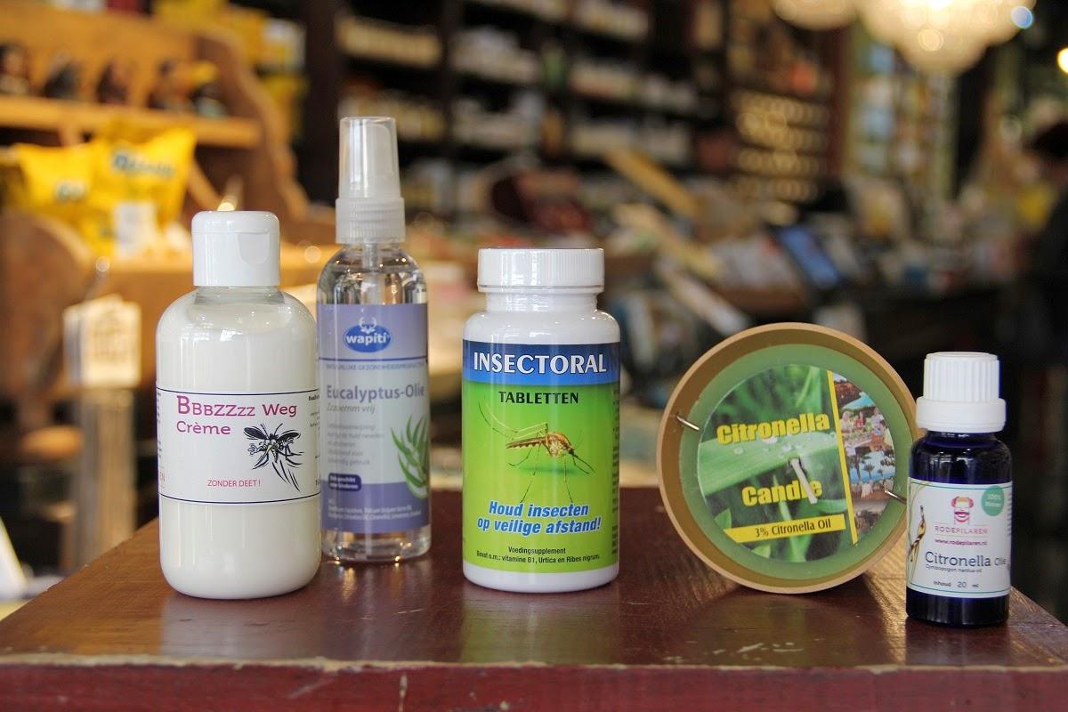 Drogisterij De Rode Pilaren muggen insecten middel