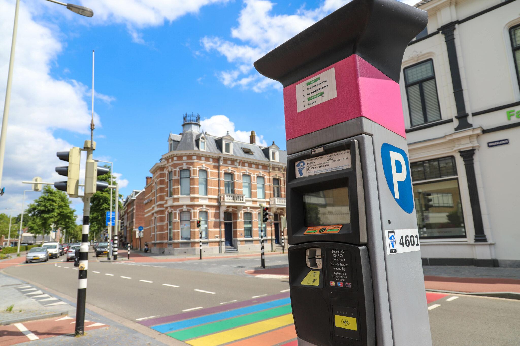 Gemeentelijke belastingen Bergen op Zoom parkeren