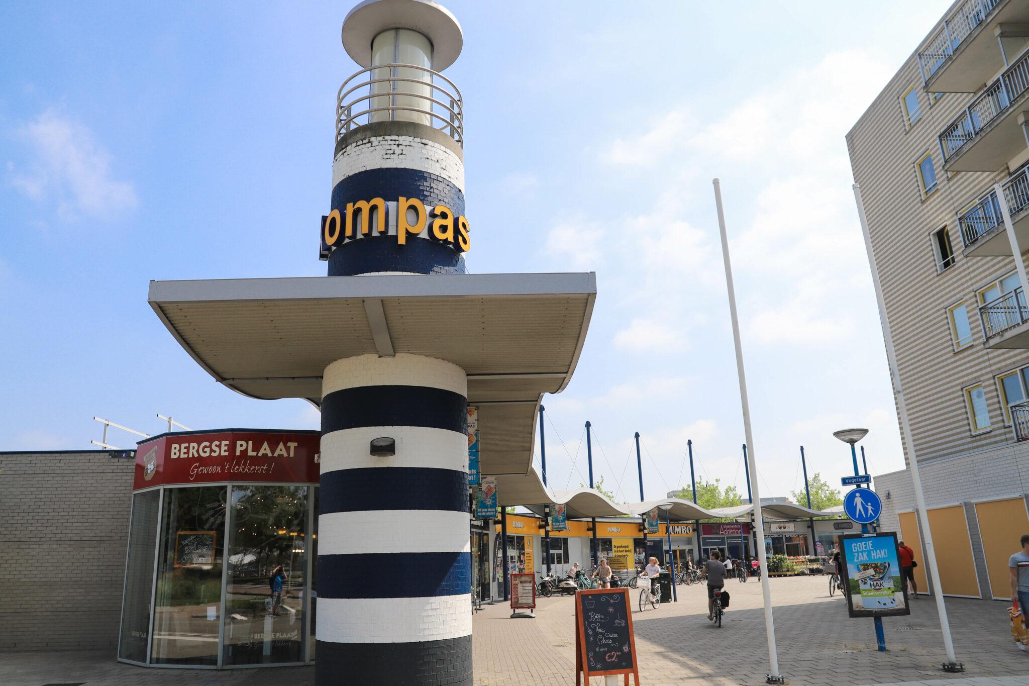 kompas (1) winkelcentrum