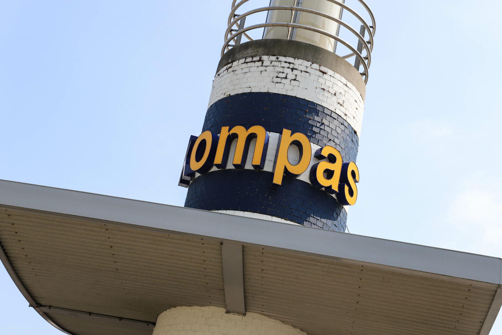 BENU Apotheek Bergse Plaat kompas (1) winkelcentrum