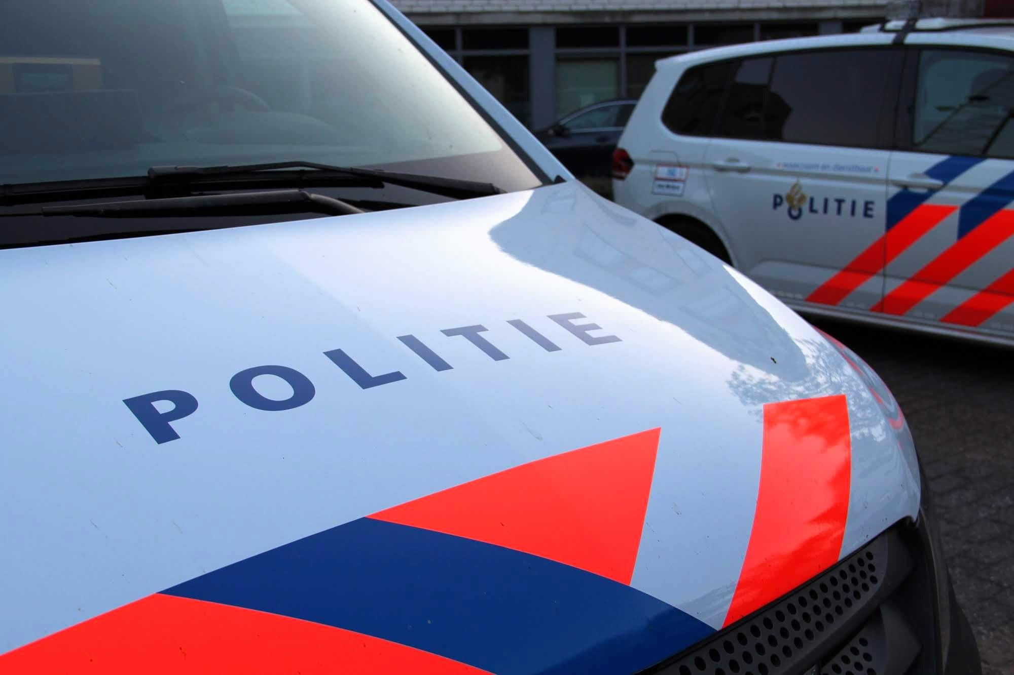 weekend politie bergen op zoom politieauto wagen