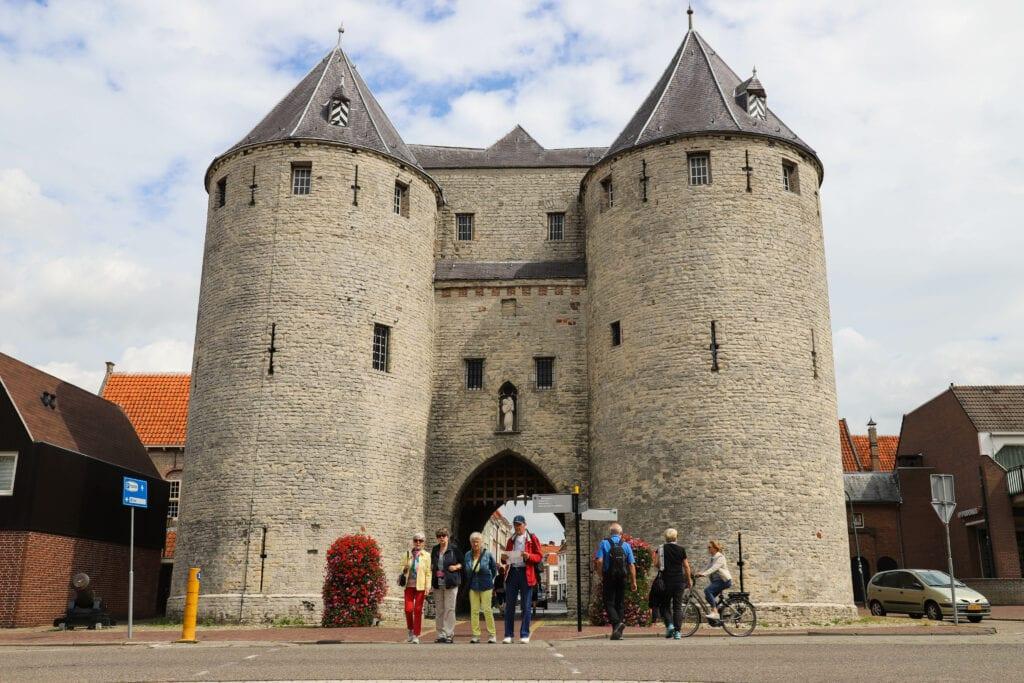 Gevangenpoort monument vacatures