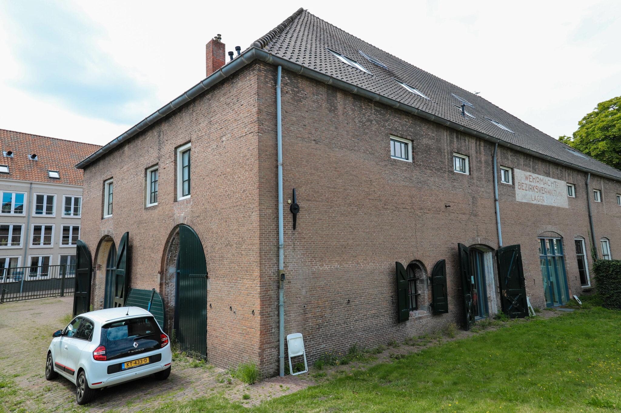 Duits gebouw (3) klein arsenaal