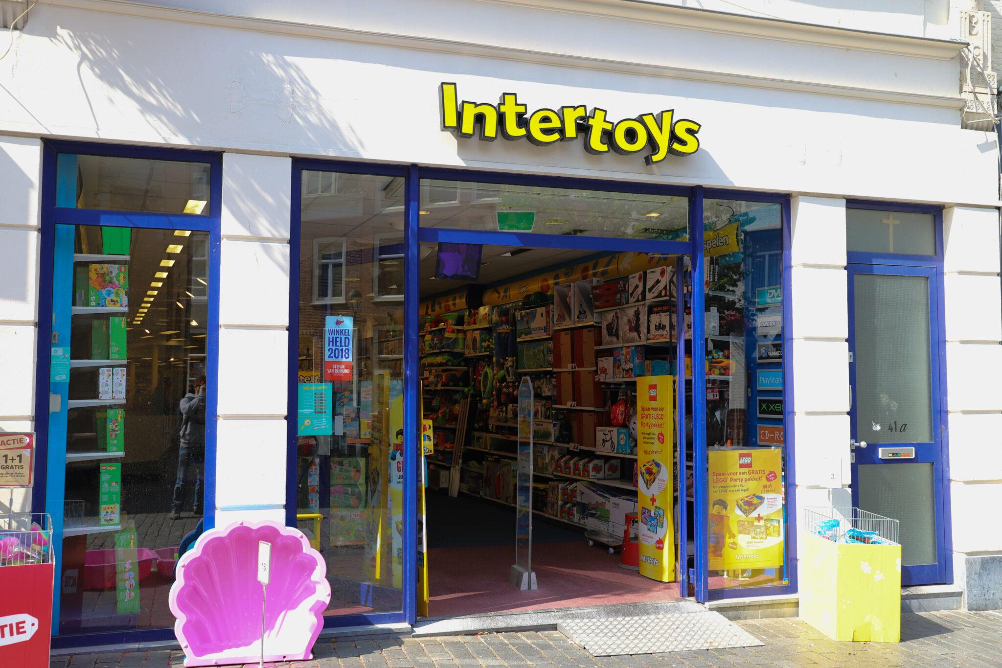 speelgoedwinkel bergen op zoom kinderen winkelen binnenstad centrum