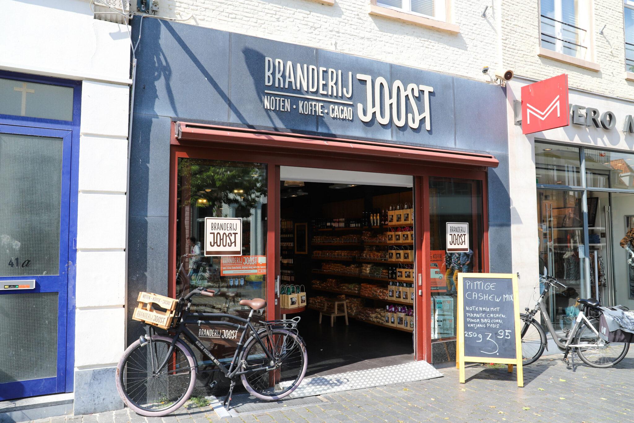 delicatessen Bergen op Zoom binnenstad winkel centrum