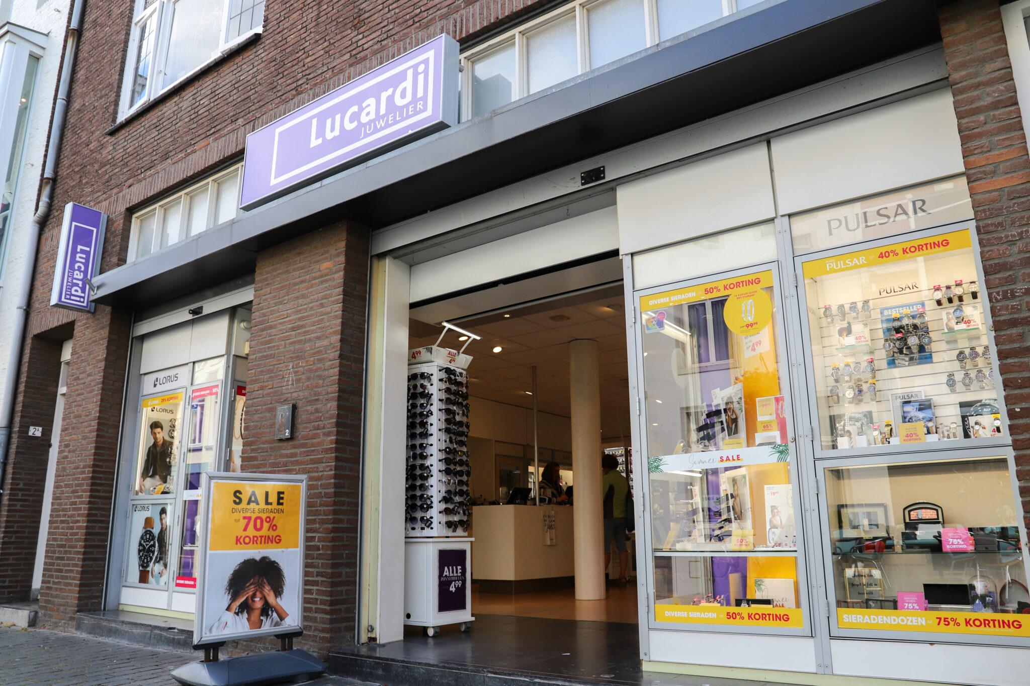 lucardi juwelier winkel aanbiedingen bergen op zoom