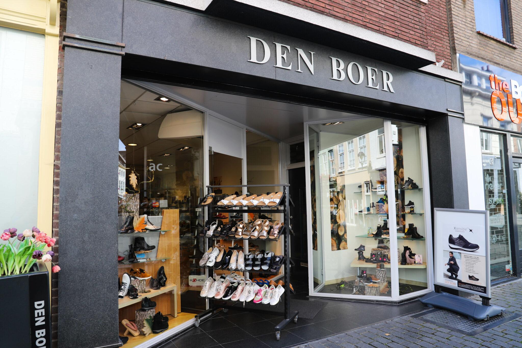 Den Boer schoenen winkel