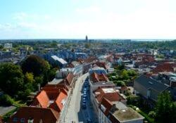 vacatures Bergen op Zoom koopwoningen uitzicht bergen op zoom van boven hoogstraat kerk fort onze lieve vrouw van lourdes peperbus
