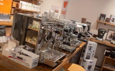 koffiezaak webshop kaldi bergen op zoom koffie koffiemachine cadeau koffiebonen cappuccino koffiebar