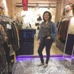 bergse ondernemers Lotje Store winkel vierkantje kleding