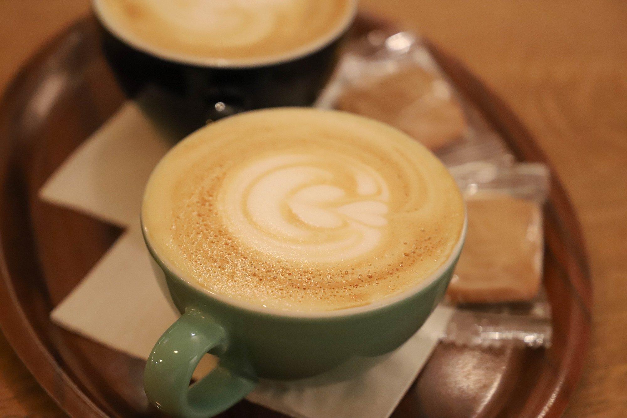 koffie cappuccino latte art inspire coffee company