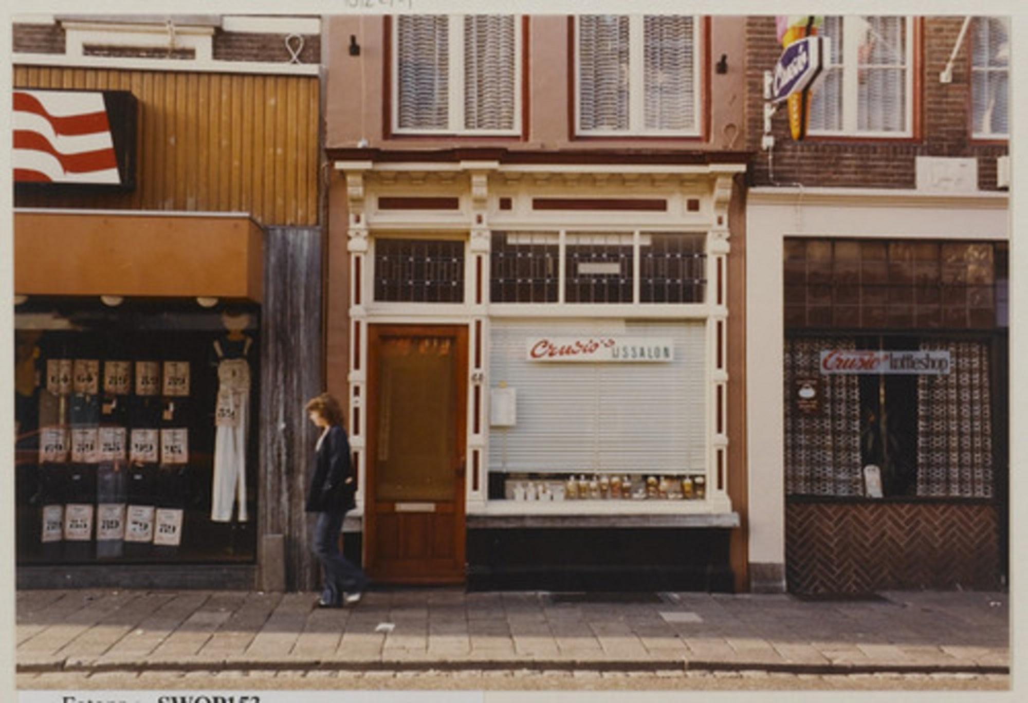 ijszaak crusio vroeger winkels in bergen op zoom