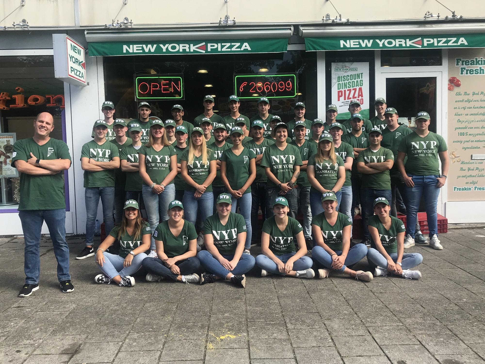 NYP New York Pizza afhalen afhaalrestaurant corona bergen op zoom