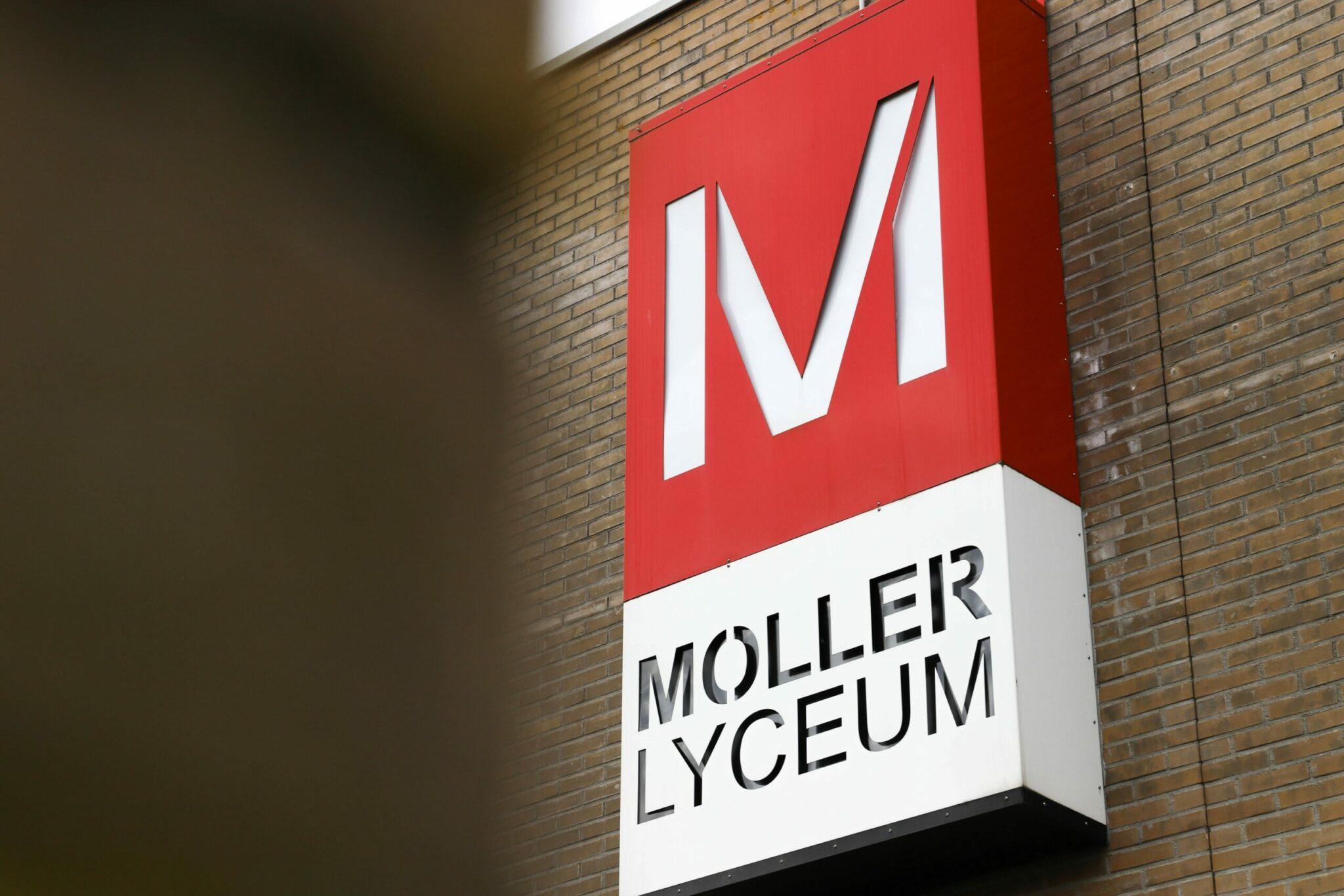 school middelbare school moller mollerlyceum