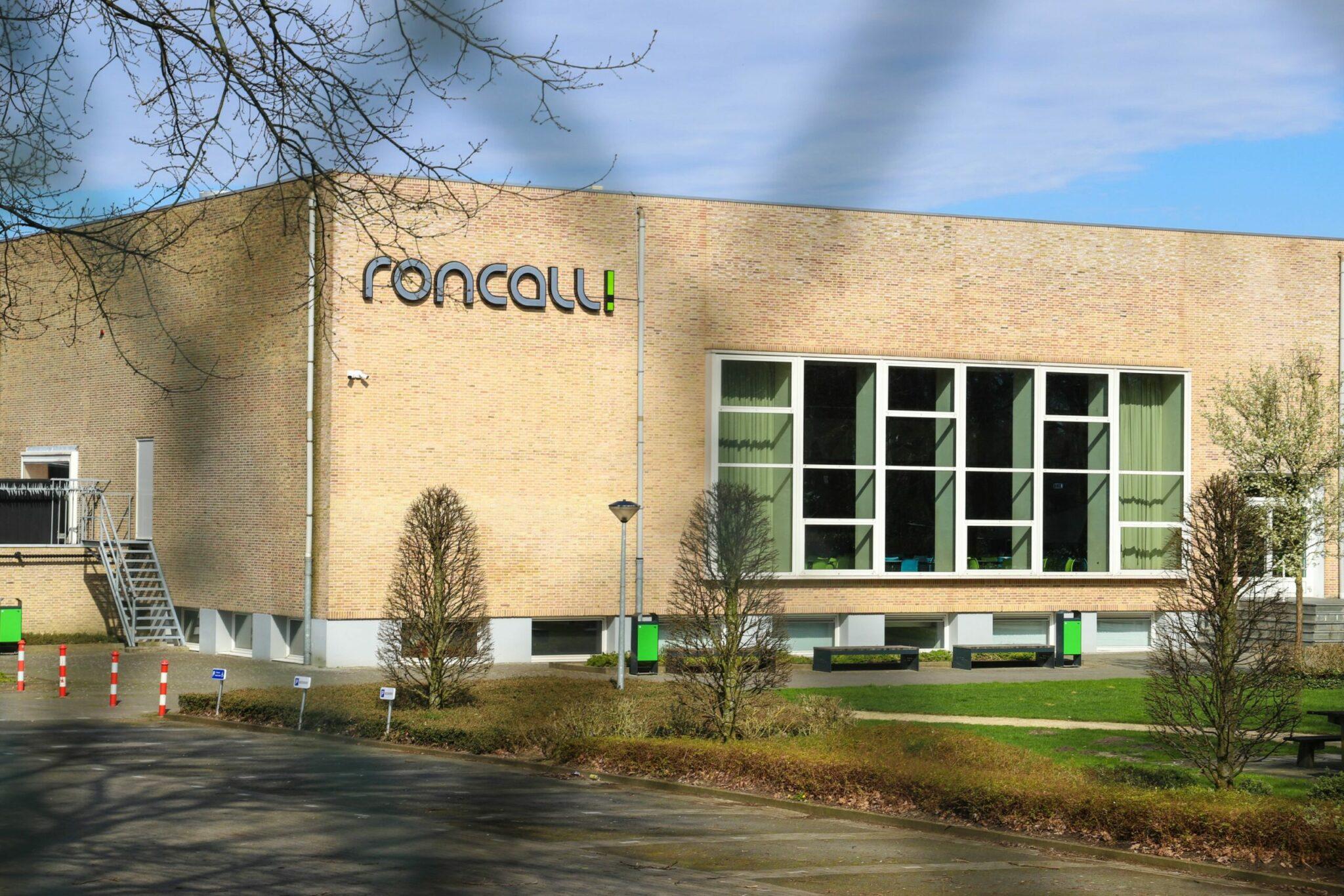 school middelbare school roncalli