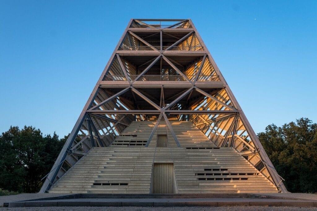 toren fort de roovere vestingswerk Jurgen Kwisthout