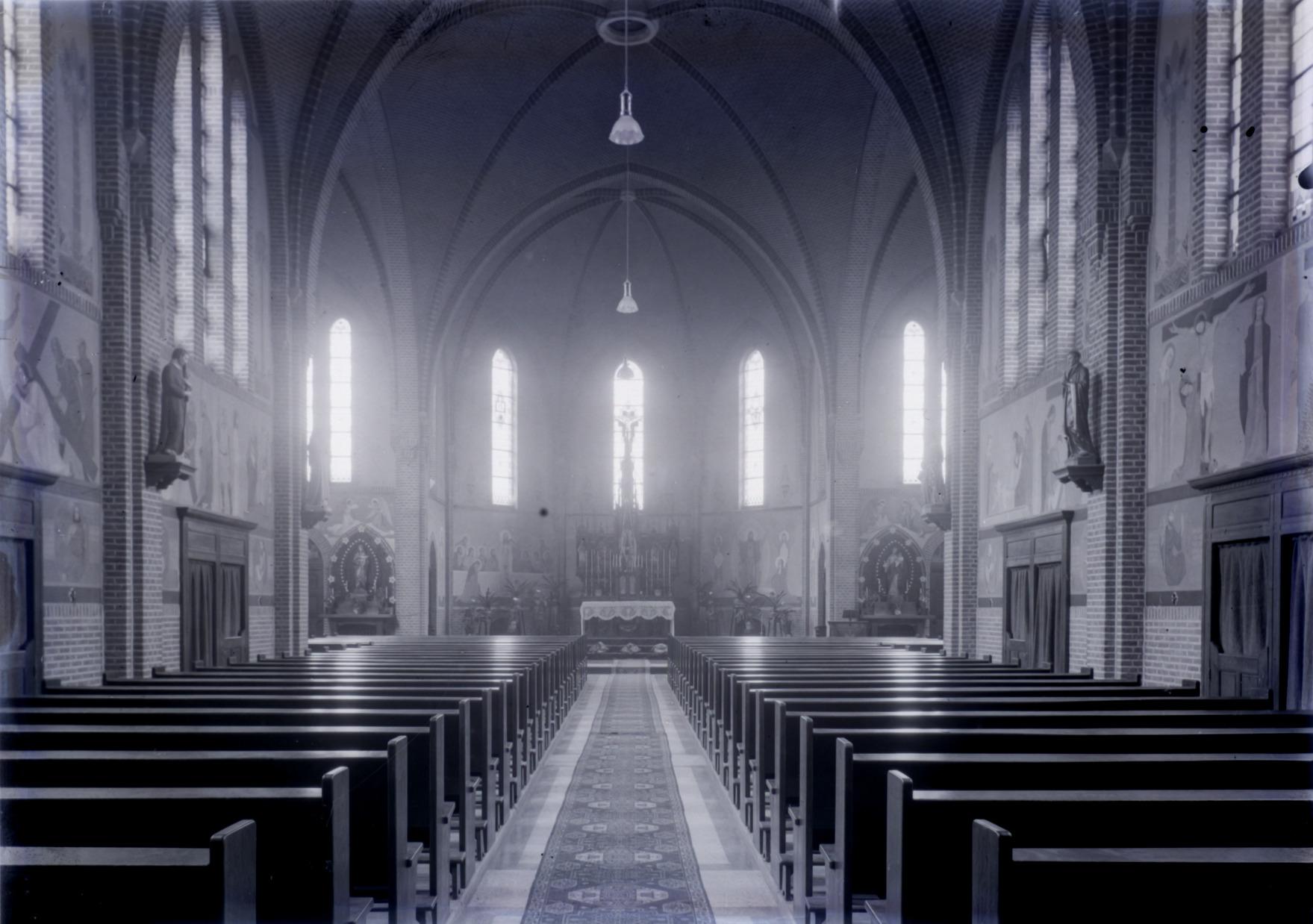 klooster kapel kloosterkapel kerk juvenaat altaar