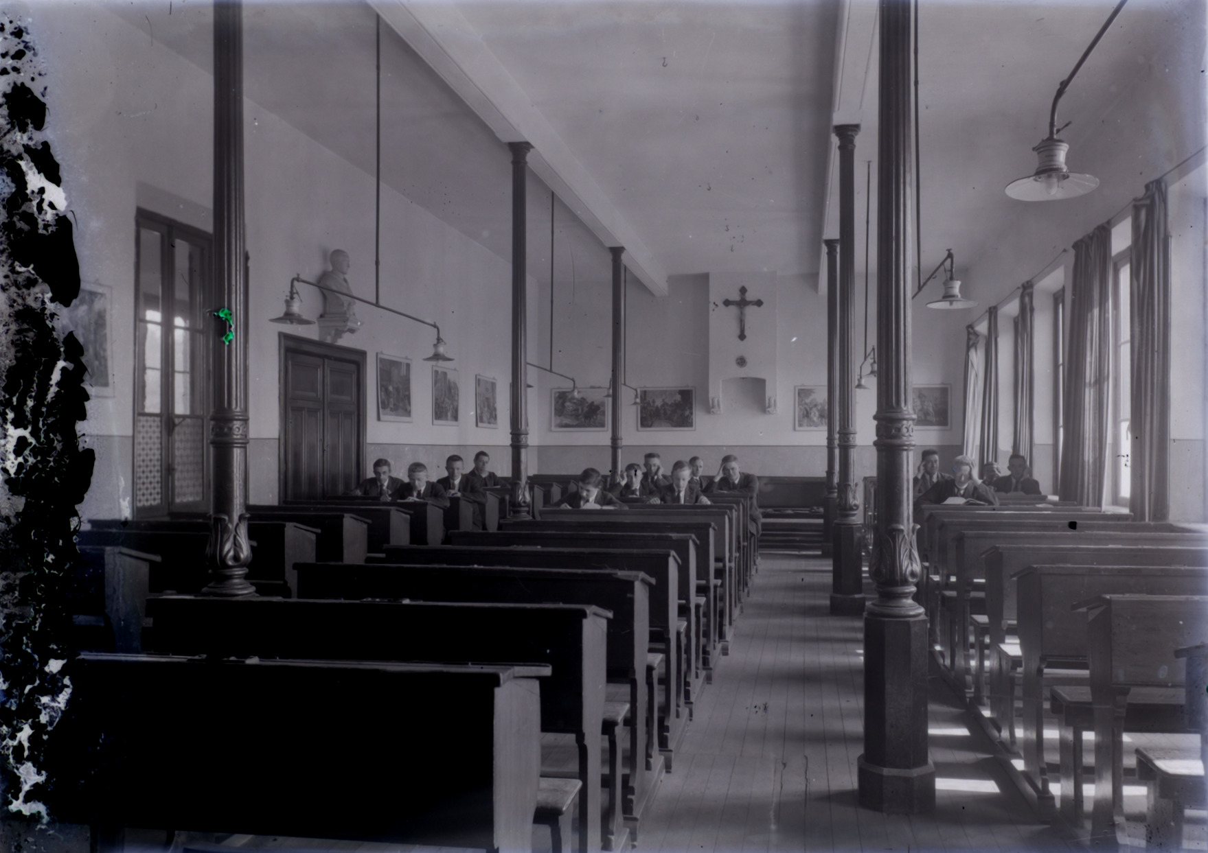 studiezaal klooster juvenaat