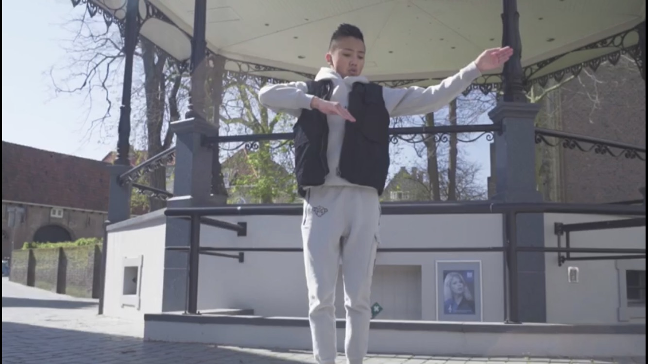 video danser house of marqeez steun bergse cultuursector corona