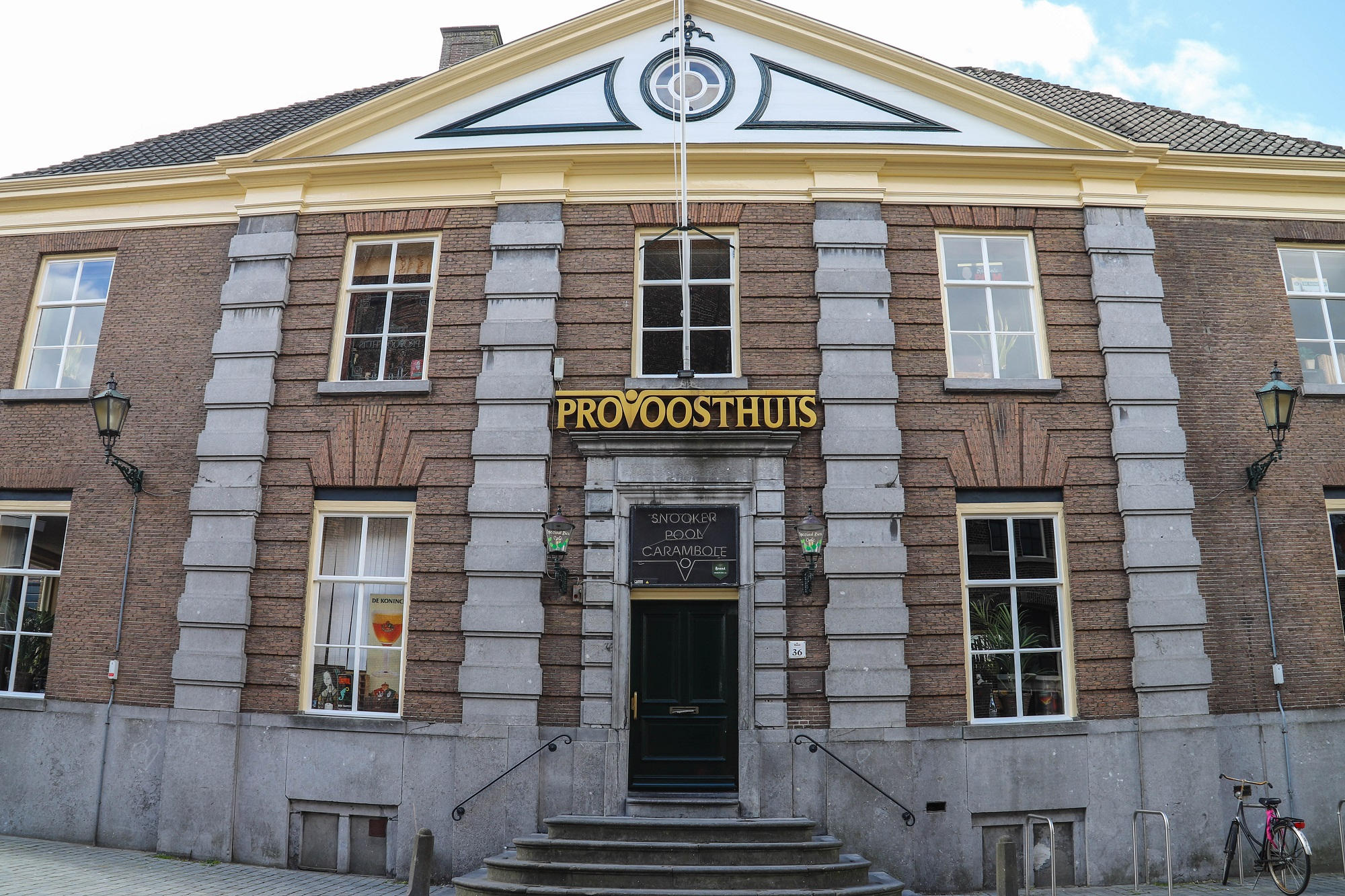 cafe café provoosthuis provoost potterstraat speciaabier