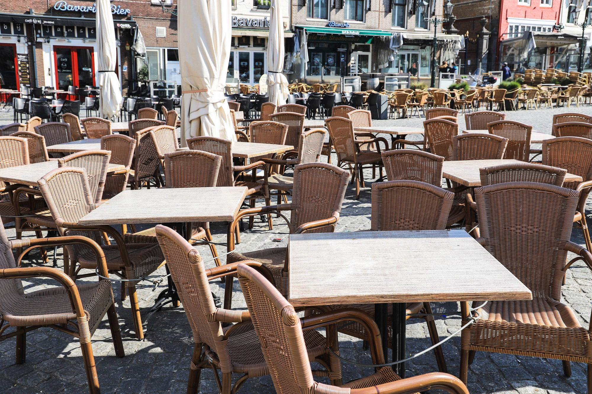 Dit zijn vanaf 1 juni de coronaregels voor cafés en restaurants | indebuurt